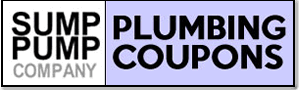 Sump Pump Company Coupon Savings