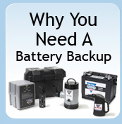 Why You Need A Battery Backup